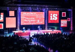 infoShare in numbers. We summarized this year's conference!