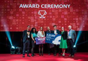 THINAIR WATER najlepszym startupem infoShare Startup Contest 2018! 20 tys. EUR nagrody pomoże im zmienić świat