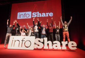 Working 24/7 to make infoShare better every time