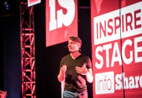 infoShare '18 flashback: How science will save the world? Watch Seth Bannon's speech at Inspire Stage