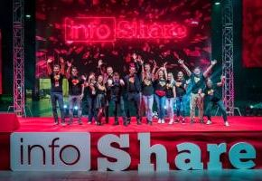 The next infoShare record. The conference attracted over 6 000 participants to Gdańsk!